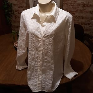 Tops - Chicos White Blouse